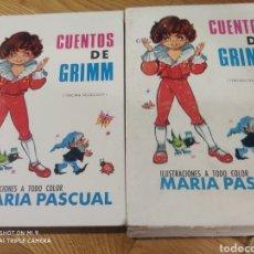Libros de segunda mano: CUENTOS DE GRIMM, TERCERA SELECCIÓN. Lote 184295101