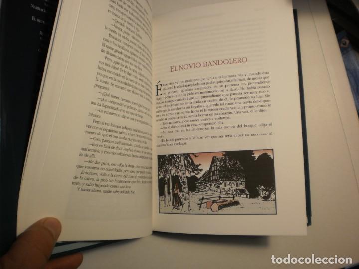 Libros de segunda mano: cuentos de grimm. jacob y welhelm. ediciones B 2000 tapa dura. ed ilustrada 269 pág (seminuevo) - Foto 4 - 184763561