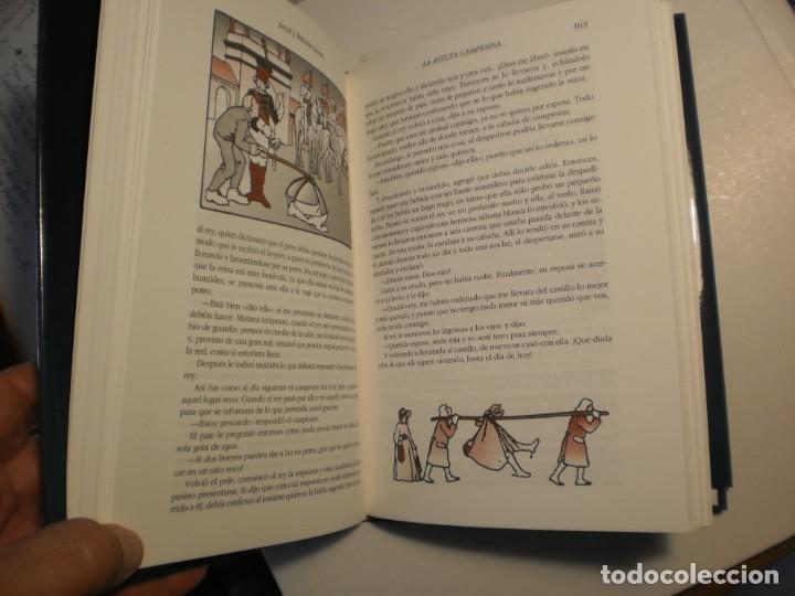 Libros de segunda mano: cuentos de grimm. jacob y welhelm. ediciones B 2000 tapa dura. ed ilustrada 269 pág (seminuevo) - Foto 5 - 184763561