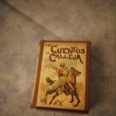 Libros de segunda mano: LOS CUENTOS DE CALLEJA - 11 MINI CUENTOS DE ORIENTE EN SU ESTUCHE. Lote 186266592