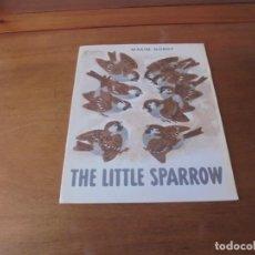 Libros de segunda mano: CUENTO DE 1975 (TEXTO EN INGLÉS): THE LITTLE SPARROW (M. GORKY). Lote 187178281