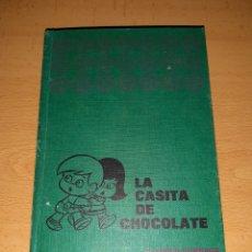 Libros de segunda mano: LA CASITA DE CHOCOLATE Y OTROS CUENTOS.. Lote 187204788