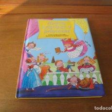 Libros de segunda mano: HADAS, PRÍNCIPES Y PRINCESAS (MARIO SALA GALLINI. ILUSTRACIONES DESIDERIA GUICCIARDINNI). Lote 187215975