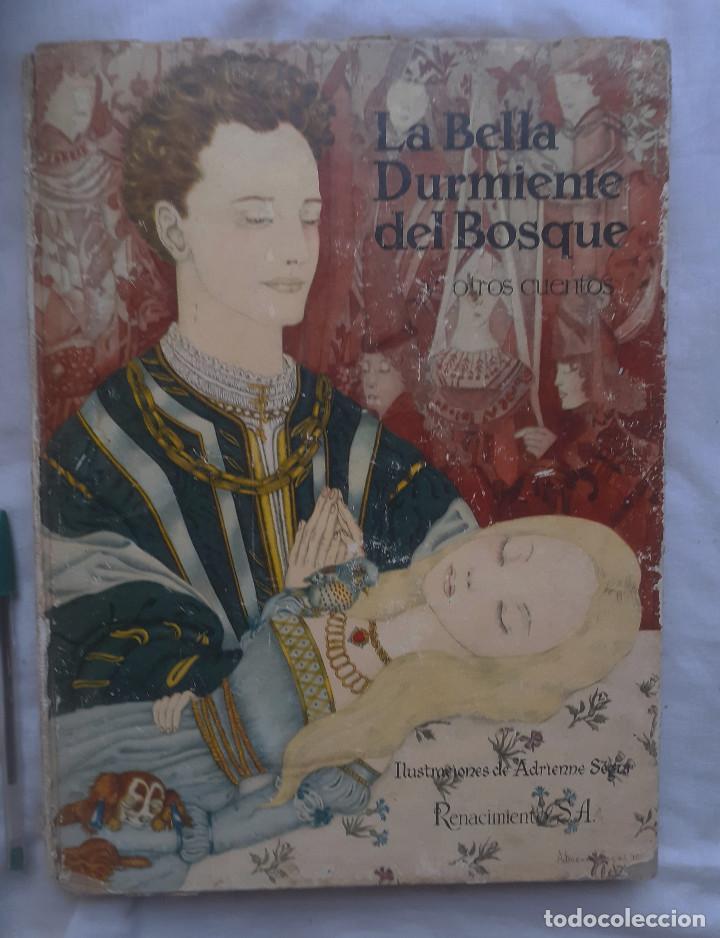 La Bella Durmiente Del Bosque Adrienne De Seg Comprar Libros De Cuentos En Todocoleccion 189122348