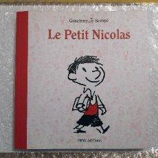 Libros de segunda mano: LE PETIT NICOLAS DE RENÉ GOSCINNY Y JEAN-JACQUES SEMPÉ (EN FRANCÉS). Lote 189125300