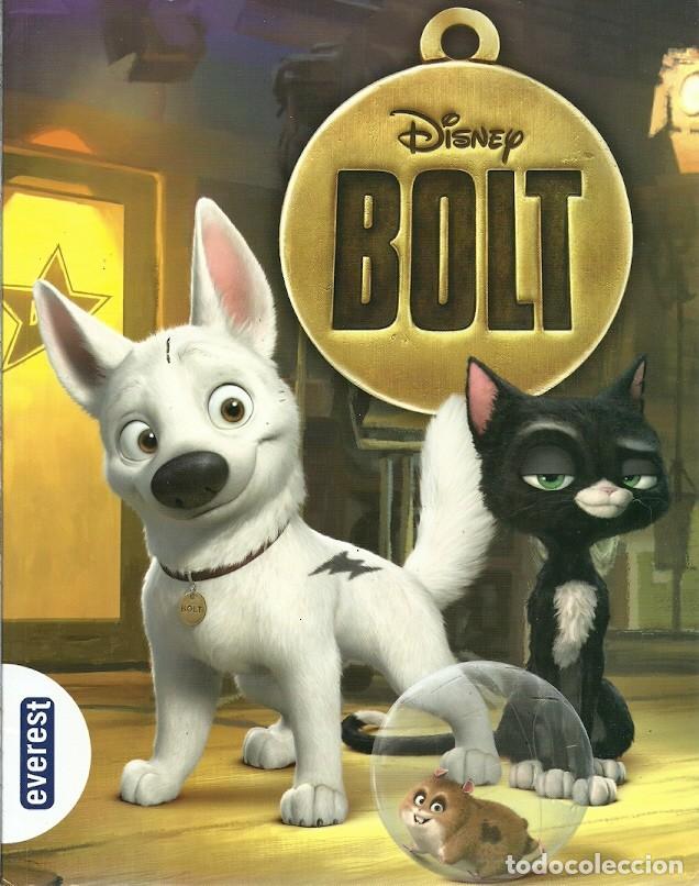 Bolt Disney Everest Sold Through Direct Sale 189195357