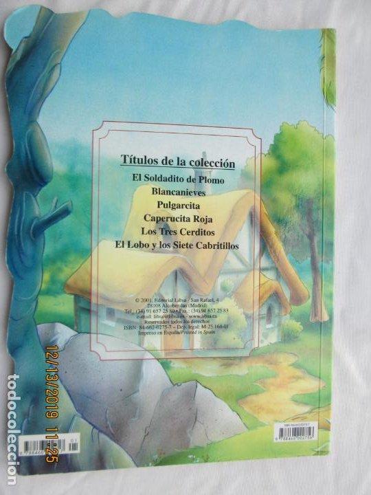 Libros de segunda mano: BLANCANIEVES - TROQUELADO - EDITORIAL LIBSA 2001. - Foto 2 - 189362740