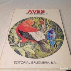 Libros de segunda mano: AVES -FAUNA MUNDIAL3 . Lote 189588711