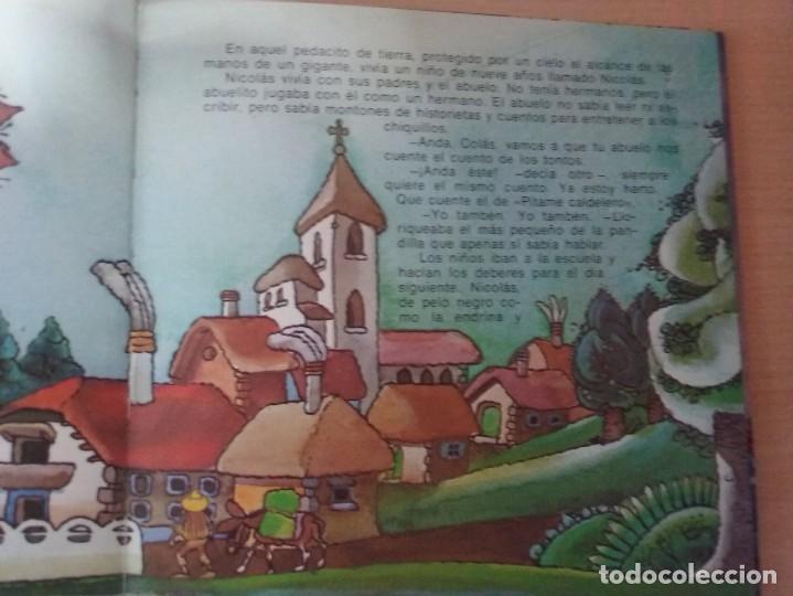 Libros de segunda mano: NICOLÁS EN MARTE - CARMEN DE YBARRA (ILUSTRACIONES: TEO PUEBLA , EDITA : EVEREST) - Foto 4 - 189634921