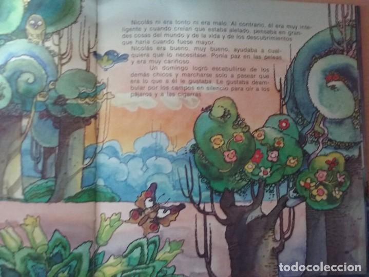 Libros de segunda mano: NICOLÁS EN MARTE - CARMEN DE YBARRA (ILUSTRACIONES: TEO PUEBLA , EDITA : EVEREST) - Foto 5 - 189634921