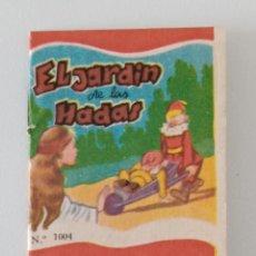 Libros de segunda mano: CUENTOS COLIBRI. EL JARDIN DE LAS HADAS. EDIT ROMA. 1960. Lote 189640551