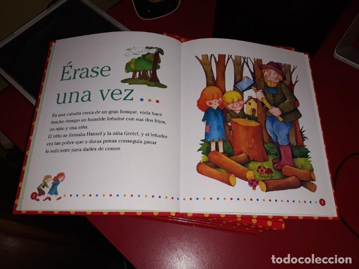 LOTE 16 LIBROS TUS CUENTOS CLASICOS RBA 2004 . (Libros de Segunda Mano - Literatura Infantil y Juvenil - Cuentos)