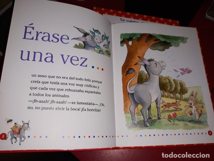 Libros de segunda mano: Lote 16 Libros Tus Cuentos Clasicos RBA 2004 . - Foto 2 - 189724378