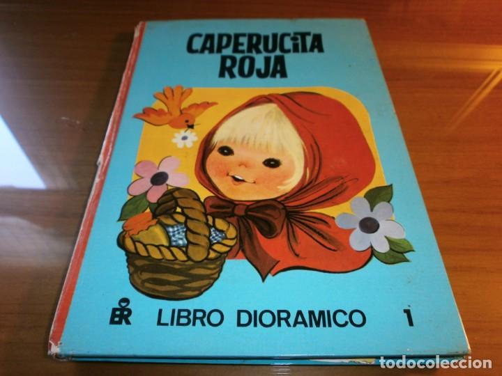 Libros de segunda mano: LOTE 4 LIBROS DIORÁMICOS - CLASIC DIORAMA - Nº 1,2,3,4 - EDITORIAL ROMA, 1980 - COMPLETA. - Foto 2 - 189922005