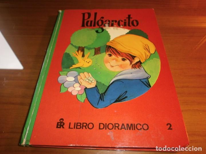 Libros de segunda mano: LOTE 4 LIBROS DIORÁMICOS - CLASIC DIORAMA - Nº 1,2,3,4 - EDITORIAL ROMA, 1980 - COMPLETA. - Foto 9 - 189922005