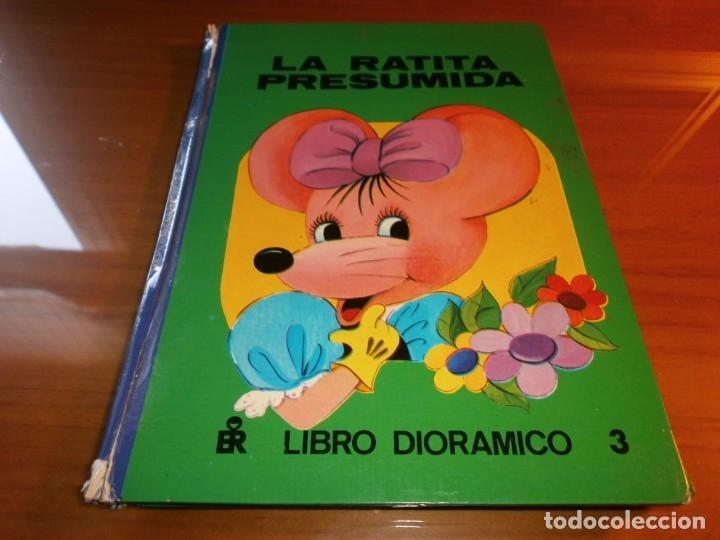 Libros de segunda mano: LOTE 4 LIBROS DIORÁMICOS - CLASIC DIORAMA - Nº 1,2,3,4 - EDITORIAL ROMA, 1980 - COMPLETA. - Foto 15 - 189922005