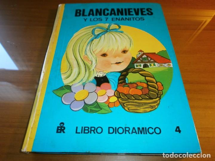 Libros de segunda mano: LOTE 4 LIBROS DIORÁMICOS - CLASIC DIORAMA - Nº 1,2,3,4 - EDITORIAL ROMA, 1980 - COMPLETA. - Foto 20 - 189922005