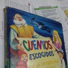 Libros de segunda mano: CUENTOS ESCOGIDOS. SUSAETA. VOL I. 1979. Lote 208441027