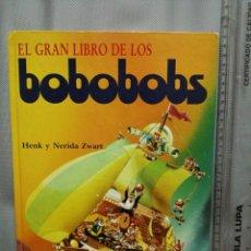 Libros de segunda mano: LIBRO DE TAPA DURA EL GRAN LIBRO DE LOS BOBONOBS CÁTALA . Lote 190570200