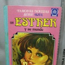 Livros em segunda mão: LIBRO TAPA DURA ESTHER Y SU MUNDO SERIE, AZUL . Lote 190570527