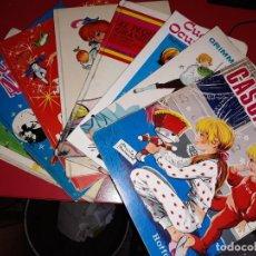 Libros de segunda mano: LOTE 8 LIBROS CON ILUSTRACIONES DE MARIA PASCUAL.. Lote 190764435