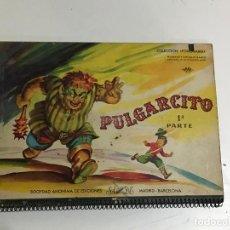 Libros de segunda mano: ANTIGUO CUENTO JUGUETE O SORPRESA 1951 - PULGARCITO 1ª PARTE - COLECCION FONORAMA - SOCIEDAD ANONIMA. Lote 191119280