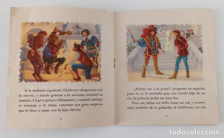 Libros de segunda mano: LOS TRES PELOS DEL DIABLO. Nº 12. COLECCIÓN LECTURAS INFANTILES. 1958. W - Foto 2 - 191185082
