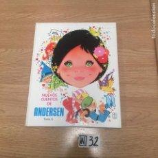 Libros de segunda mano: NUEVOS CUENTOS DE AMDERSEN. Lote 191207855