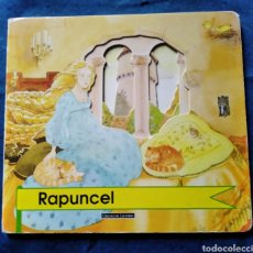 Libros de segunda mano: LIBRO CUENTO INFANTIL RAPUNCEL TROQUELADO AÑO 1995. Lote 191980013