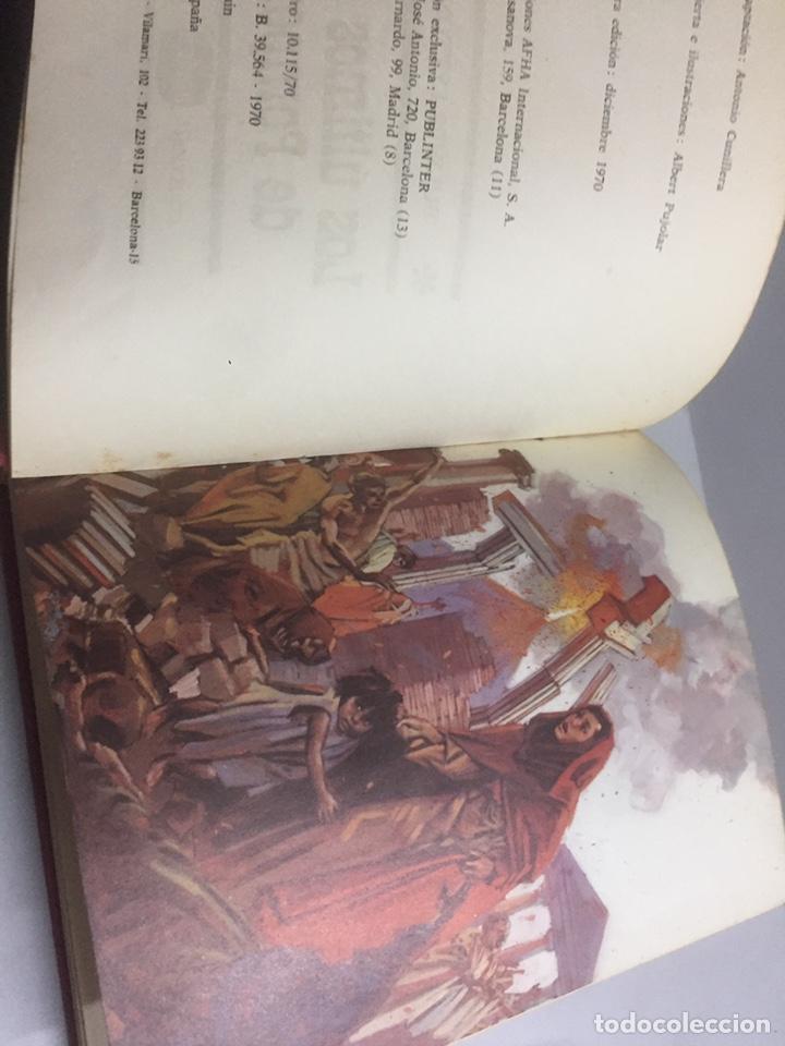 Libros de segunda mano: Los últimos días de Pompeya.1970 185 pág. - Foto 3 - 192023201