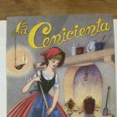 Libros de segunda mano: CENICIENTA ED. VASCO MAERICANA (EVA) AÑOS 60 . Lote 192689870
