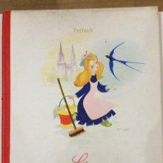 Libros de segunda mano: CENICIENTA ED. FHER AÑOS 60 . Lote 192689886