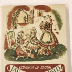 Libros de segunda mano: LAS NIÑAS MODELO - CONDESA DE SEGUR . Lote 192690523