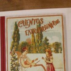 Libros de segunda mano: CUENTOS EXTRAORDINARIOS. Lote 192690565