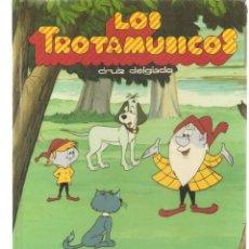 Libri di seconda mano: LOS TROTAMÚSICOS. VOLUMEN IV. CONTIENE LOS NROS.: 10, 11 Y 12. CRUZ DELGADO. ANAYA. (B/A18). Lote 192719821