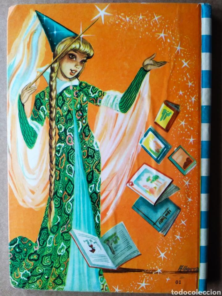 Libros de segunda mano: Cuentos de Hadas Famosos n°8 (Felicidad, 1961). - Foto 2 - 193080411