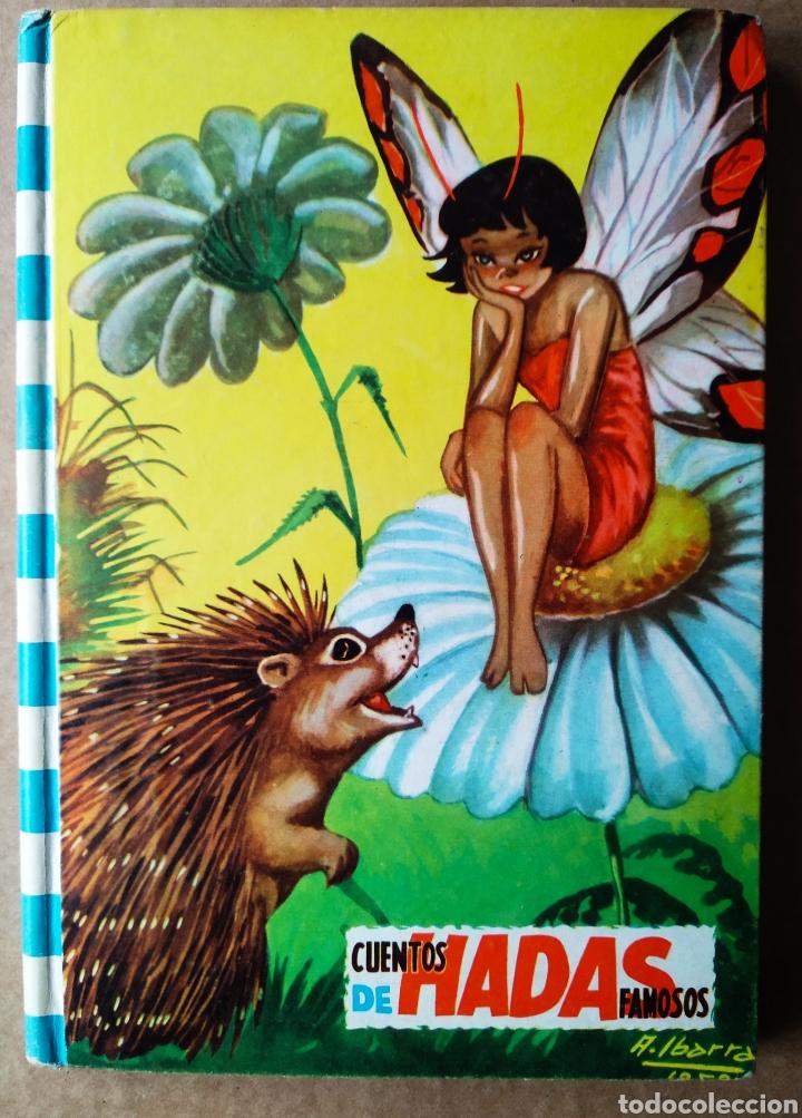 CUENTOS DE HADAS FAMOSOS N°8 (FELICIDAD, 1961). (Libros de Segunda Mano - Literatura Infantil y Juvenil - Cuentos)