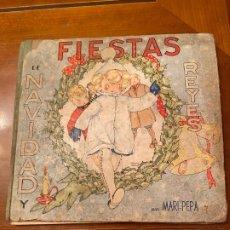 Libros de segunda mano: MARI-PEPA FIESTAS DE NAVIDAD Y REYES. NUMERO EXTRAORDINARIO AÑOS 40. Lote 193182138