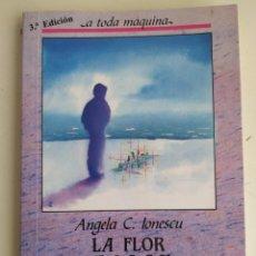 Libros de segunda mano: LA FLOR DE LA SAL. ÁNGELA C. IONESCU. 3° ED. SUSAETA EDICIONES. Lote 194094230