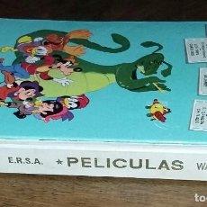 Libros de segunda mano: WALT DISNEY. PELICULAS. TERCER TOMO. COLECCIÓN JOVIAL. E.R.S.A. 1972.. Lote 194224882