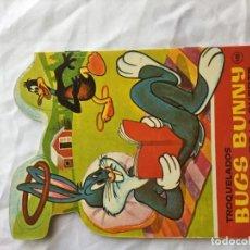 Libros de segunda mano: BUGS BUNNY EL CONEJO DE LA SUERTE BRUGUERA. Lote 194253128