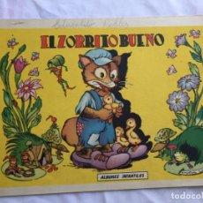 Libros de segunda mano: EL ZORRITO BUENO - ÁLBUMES INFANTILES TORAY. Lote 194253323