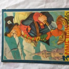 Libros de segunda mano: 3 CONEJITOS ASTUTOS CUENTOS FHER. Lote 194253410