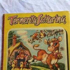 Libros de segunda mano: TERNERITA SALTARINA SUEÑOS EN COLORES . Lote 194253447