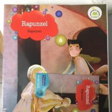 Libros de segunda mano: LA RATITA PRESUMIDA. Nº 8. VAUGHAN. EDICIÓN BILINGÜE ESPAÑOL-INGLES, CON CD. . Lote 194274297