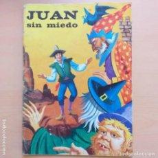 Libros de segunda mano: JUAN SIN MIEDO. EDICIONES SUSAETA. 1971. Lote 194304722