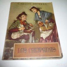 Libros de segunda mano: LAS CAMPANAS. Lote 194326172