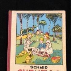 Libros de segunda mano: SCHMID CUENTOS. Lote 194334165