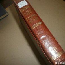 Libros de segunda mano: DE PUSHKIN A CHEJOV CUENTOS RUSOS -AUGUSTO VIDAL JOSÉ LAÍN ENTRALGO EDITORIAL VERGARA 1961 ESTUCHE . Lote 194397111