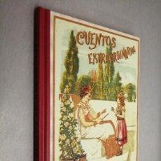 Libros de segunda mano: CUENTOS EXTRAORDINARIOS / SATURNINO CALLEJA / EDAF 2004. Lote 194498443
